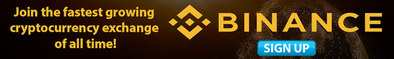 Binance Cryptocurrency Exchange