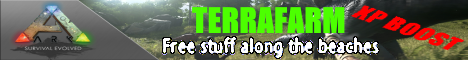 TERRAFARM **Free stuff along the beaches**  XP BOOST