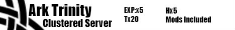 ARK TRINITY ABERRATION X5 CLUSTER PVP