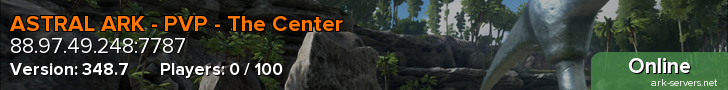 Astral ARK - Aberration / 2x / SS / ORP / Shop