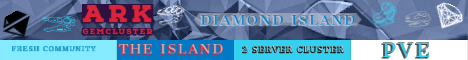 [PvE] Diamond Island [GemCluster]