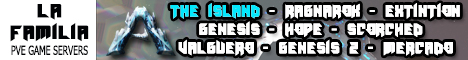 BG/ES/EU LA FAMILIA 10X PVE CUSTOM BEACON THE ISLAND