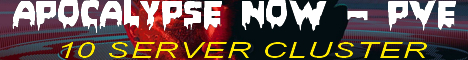 APOCALYPSE NOW (PVE) Cluster 2XP-10G-10T-10M-10B