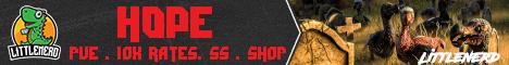 LittleNERD Hope PVE/Allx10/SS/Shop