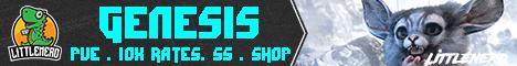 LittleNERD Genesis PVE/Allx10/SS/Shop