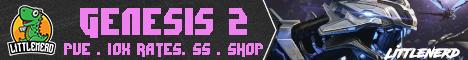 LittleNERD Genesis 2 PVE/Allx10/SS/Shop